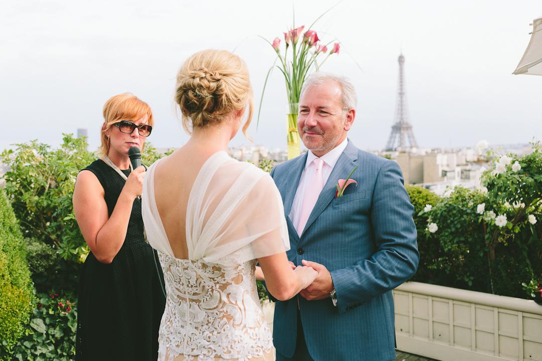celebrant Paris planner
