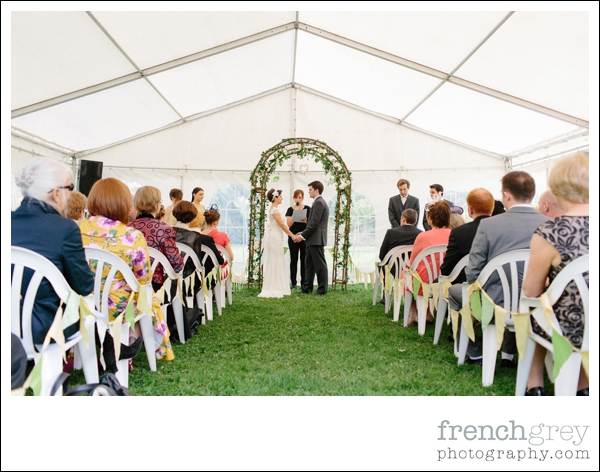 Wedding France officiant