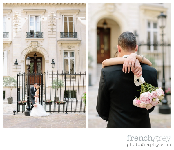 Paris celebrant wedding