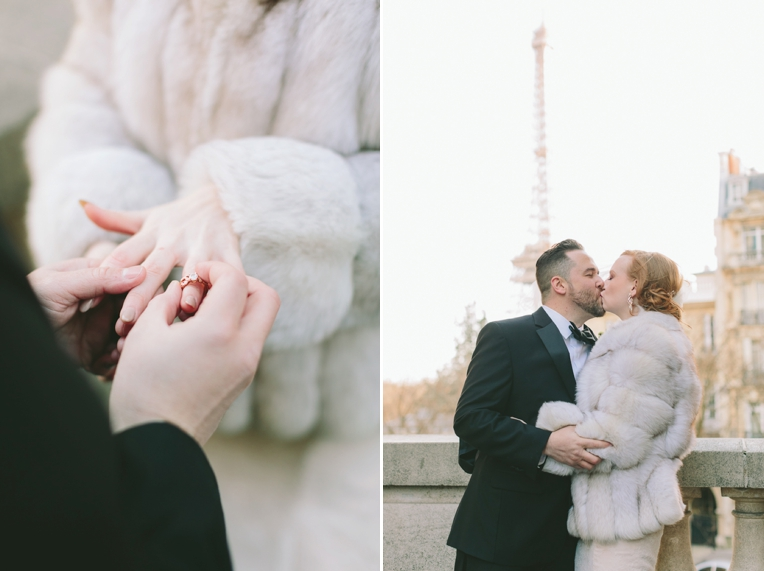 French Grey Photography Paris Elopement 095