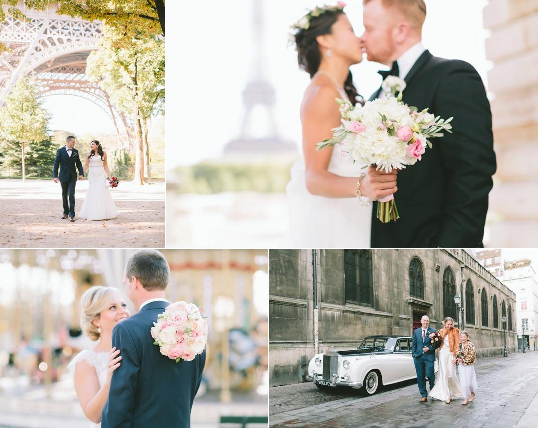 celebrant Paris elopement