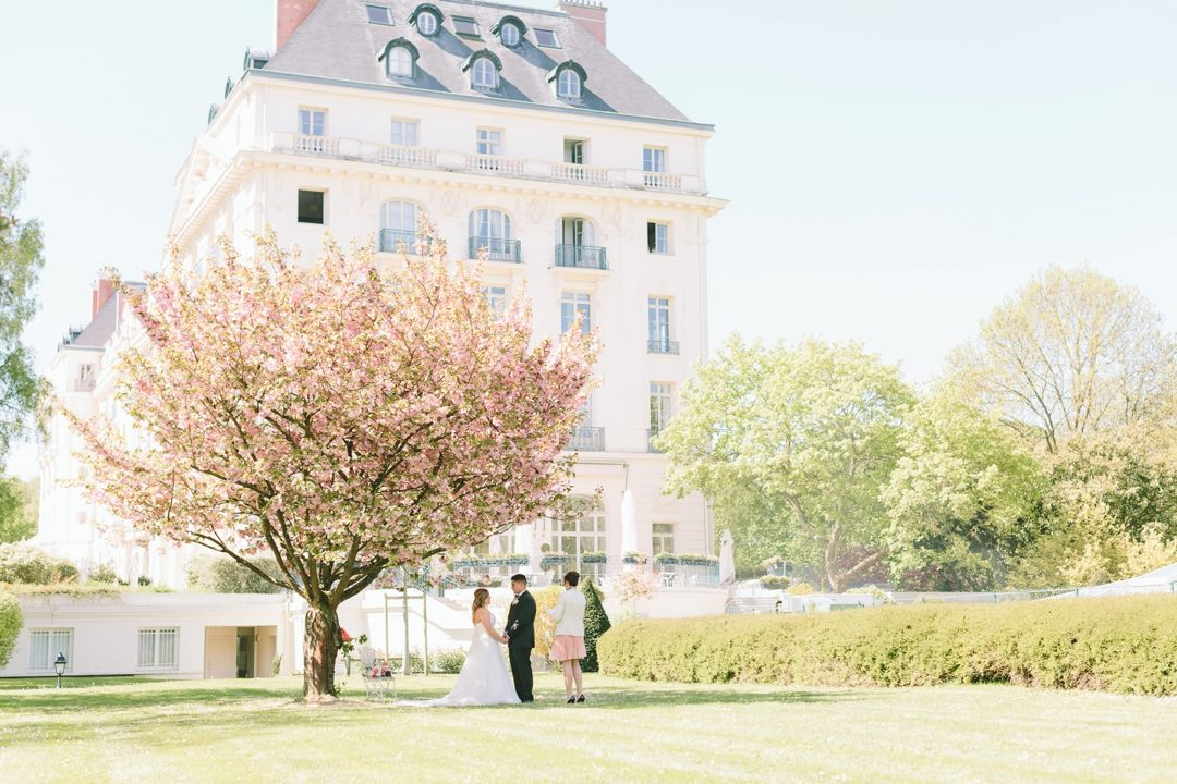 elopement planner Paris