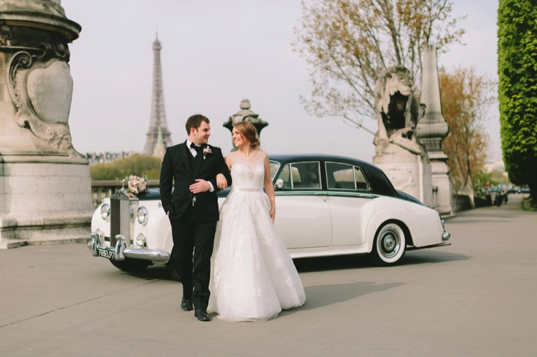 Paris Wedding French Grey Photography 117