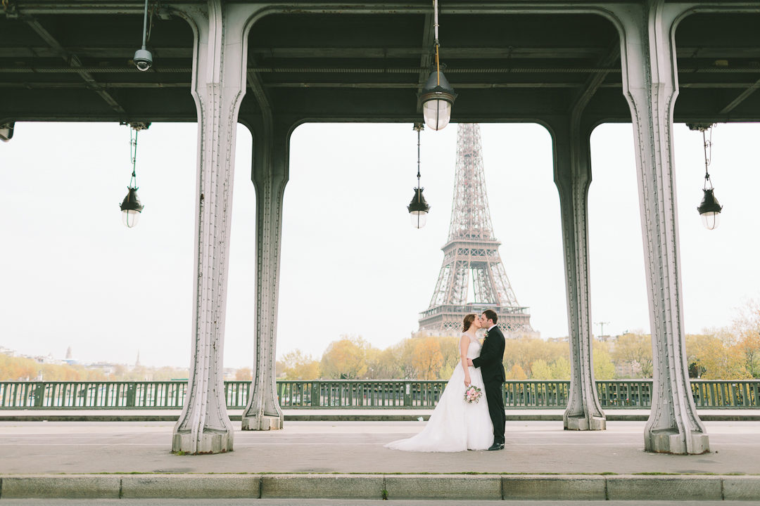 celebrant Paris elopement