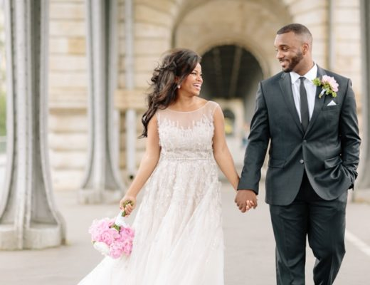 Paris English officiant