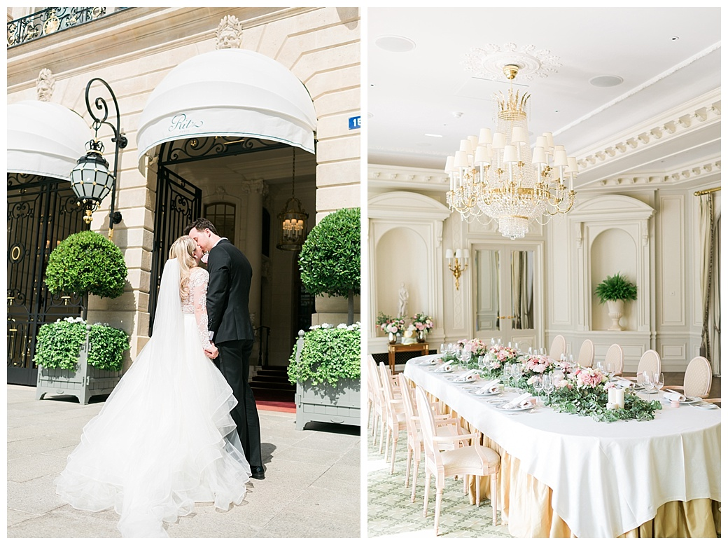 wedding planner, paris, ritz paris