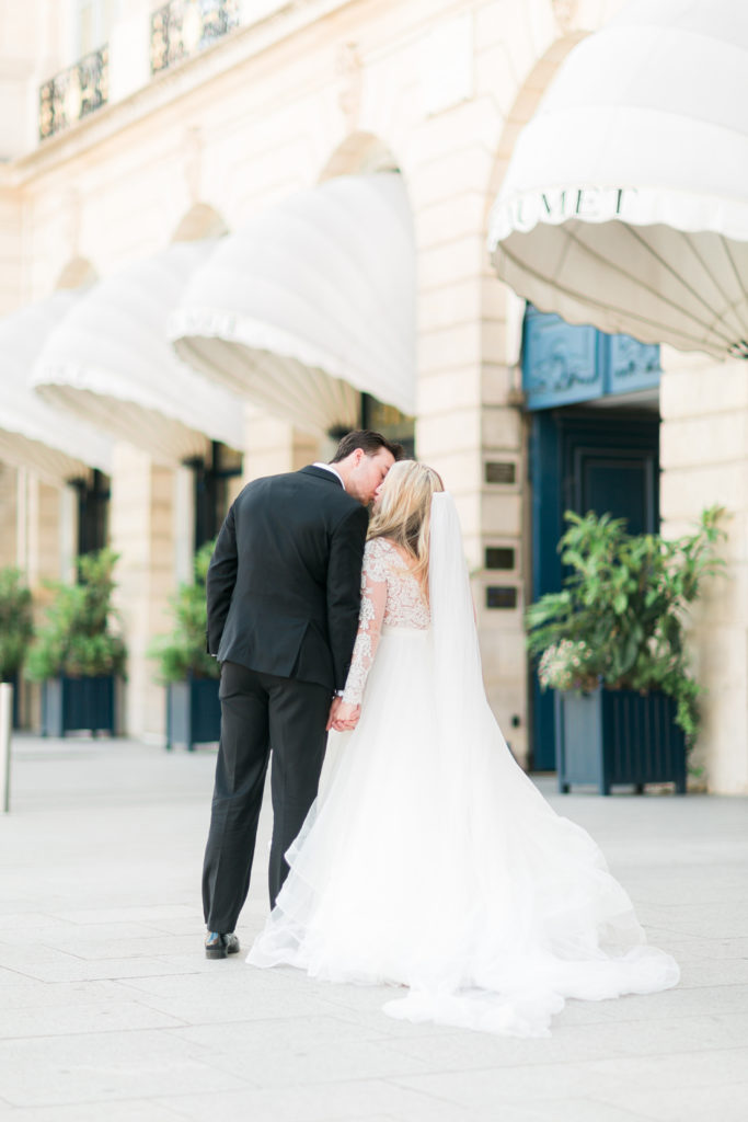 paris wedding planner the ritz hotel