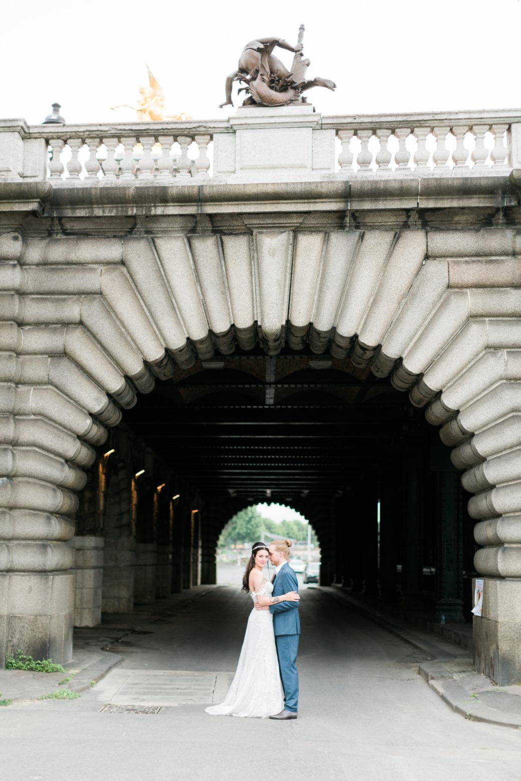 wedding planner paris eiffel tower
